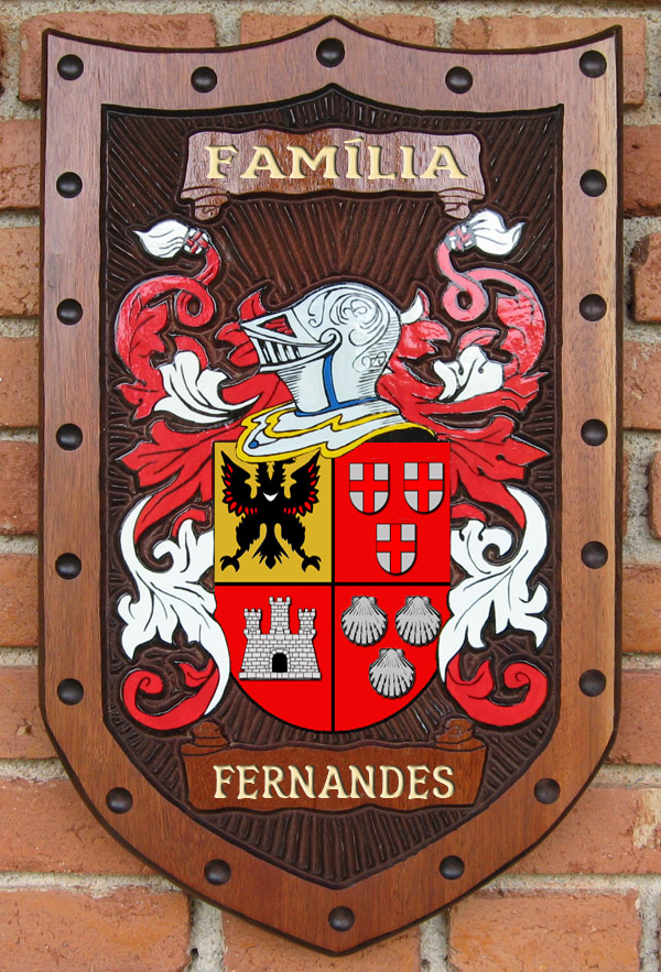Brasão da Família Fernandes