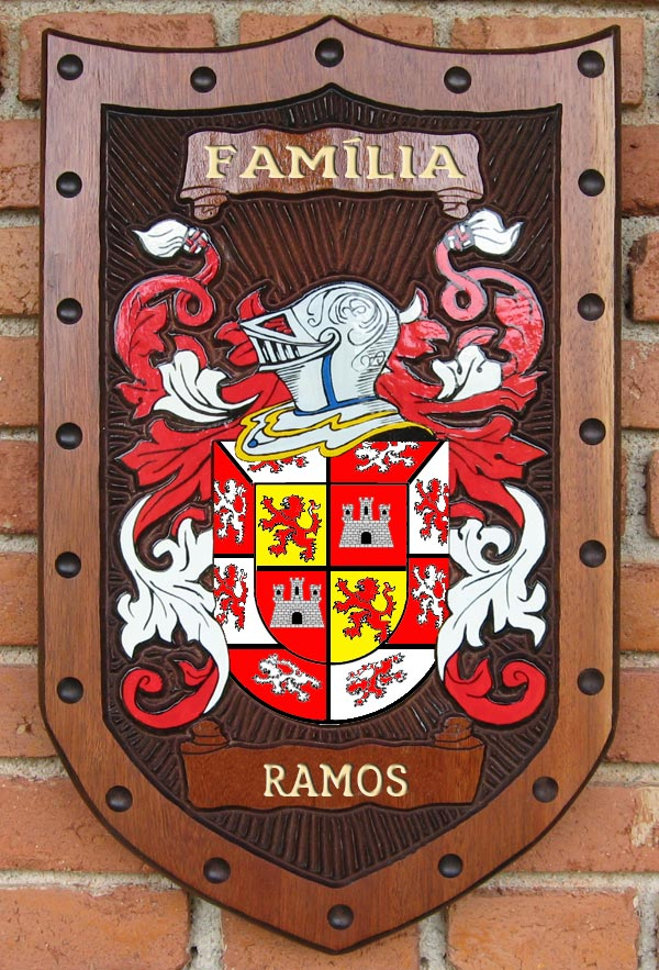 Brasão da Família Ramos